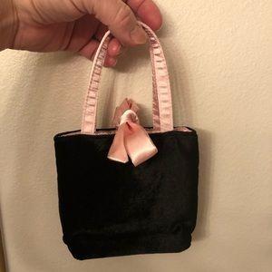 Black Victoria Secret bag